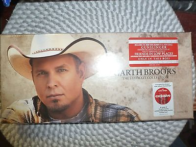 Garth Brooks~~The Ultimate Collection~~10 Discs~~Nib & Sealed !! Perfect Gift !