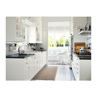 IKEA GRIMSLOV WHITE Kitchen Cabinet Glass Door Front 40\
