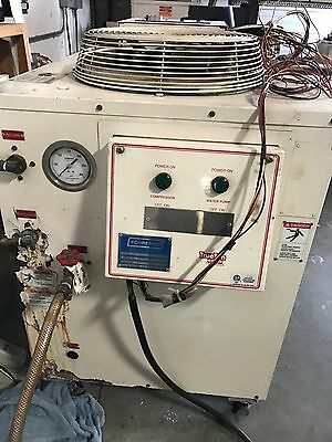 Schreiber 150AC 230V / 3 Phase Air Cooled Chiller Load Tested Working Condition