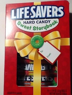 Life Savers Hard Candy Sweet Storybook LifeSavers 6 Packs