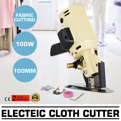 Electric Cloth Cutter Fabric Cutting Machine Industrial Knife Cutter Scissors