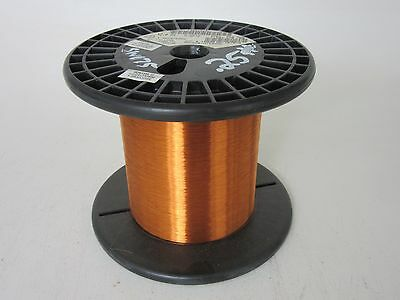 42 AWG  4 oz.   Phelps Dodge Enamel Coated Copper Magnet Wire