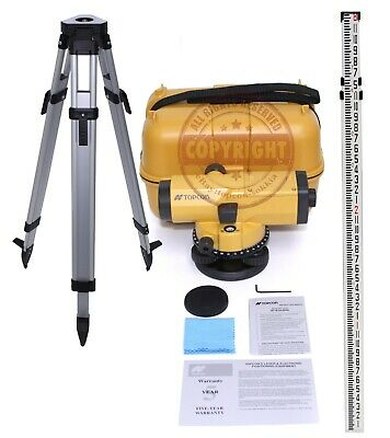 Topcon At-B4 Automatic Level, Surveying, Sokkia, Leica,trimble,transit, Inch