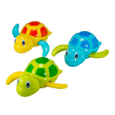 Baby's Wind up toys with Turtle Style Bath Tub Swimming Pool Wind up toys