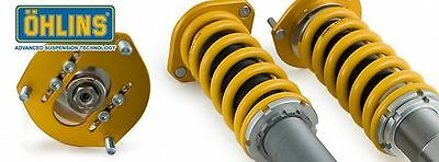 Ohlins Coilovers Road & Track Suspension Kit, Fits Mitsubishi Evo 7 8 9 MIS-M100
