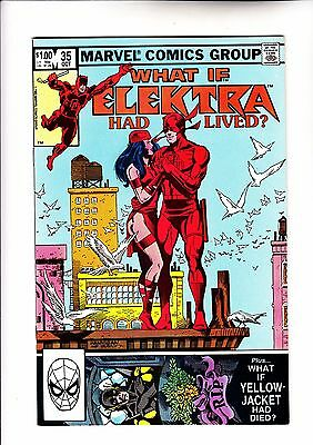 What If 35 Elektra Had Lived? Frank Miller