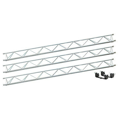 Equinox Mini Truss Kit 6M System inc Stand Adapters Lighting Truss Rig