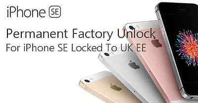 Uk Fast 24 Hour Unlock For Ee  T-Mobile Orange Iphone 5 6 6S Se Quick Service