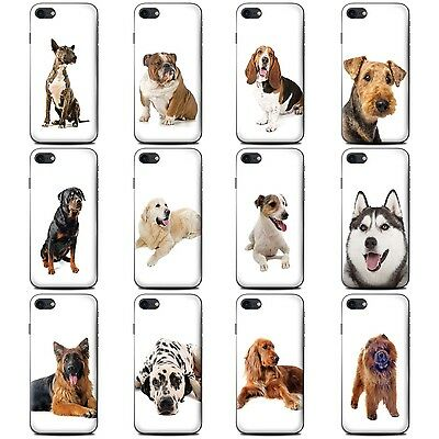 STUFF4 Phone Case for ZTE Smartphone/Dog Breeds/Protective Cover