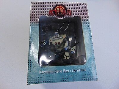 AT-43 KARMANS HERO BOX: CORNELIUS NEW gm523