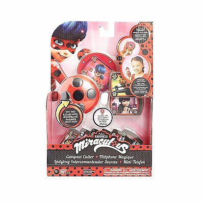 """Miraculous 39790 """"Compact Caller"""" Toy"""