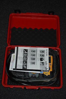 UEI Eagle 2X (C155) Kit - Extended Life Combustion Analyzer - Excellent Complete
