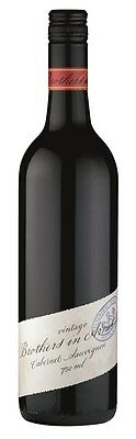 Brothers in Arms Cabernet Sauvignon 2009 (6 x 750mL), Langhorne Creek, SA.