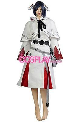 Final Fantasy XIV -- White Mage Female Cosplay Costume Version 01