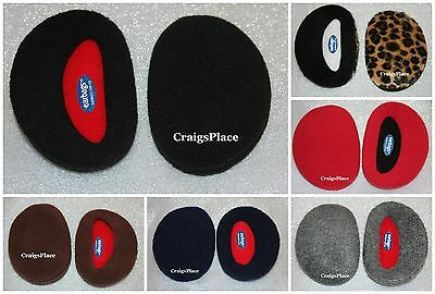 "Sprigs ""Earbags"" Bandless Fleece Earmuffs Thinsulate"