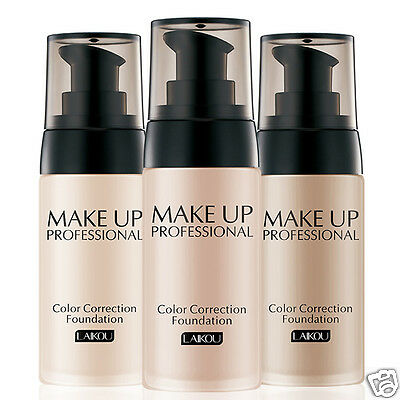 Makeup Tool Base Face Color Correction Liquid Foundation Moisture Concealer 40mL