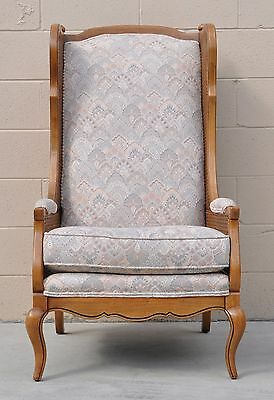Vintage Thomasville Furniture French Chateau Collection Provincial Armchair Seat