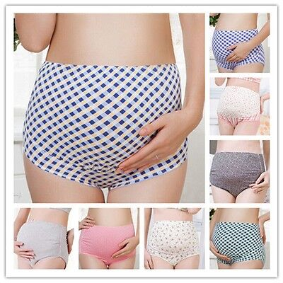 Cotton Maternity Panties Underwear For Pregnant Women Maternal Abdominal Panties