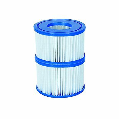Lay-Z Spa Filter Cartridges (2 Pack) - Bestway Accessories Pump Filter BW58323
