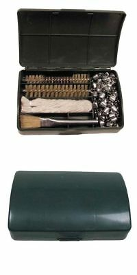 German military weapon / rifle cleaning kit in case
