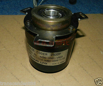 1pc USED Fanuc A290-0561-V502 Encoder Tested It In Good Condition
