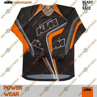 Maglia enduro KTM Power Wear Comp Shirt 12 M