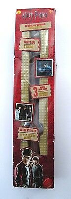 Harry Potter Deluxe Wand with Light #9706