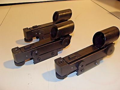 3 Celestron Red Dot Star Pointer Finder Scope Telescope Finder 22mm Rail