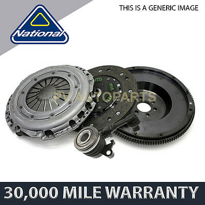 National Clutch + Flywheel + Csc Smf Conversion For Mini Mini Cooper S 2002-2007