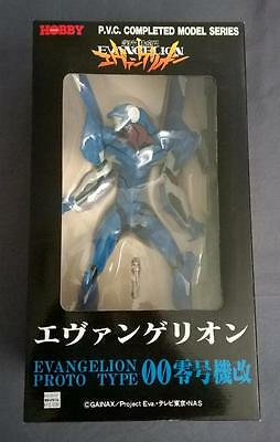 Rare EVANGELION 00 Completed Model Series Figure (Tsukuda Hobby SVE-09-12000)
