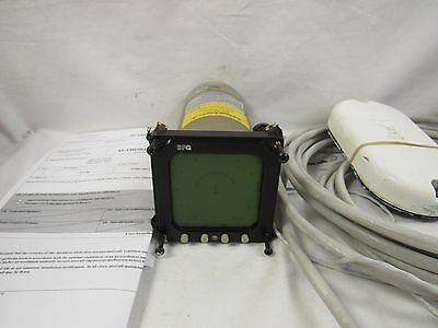 Stormscope WX-900 Series II Weather Map System Disp & Ant 78-8060-5960-2 w/ 8130