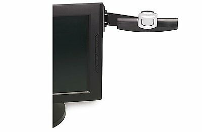 3M Document Clip, 30 Sheet Capacity DH240MB