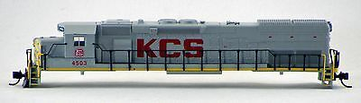 InterMountain N Scale EMD SD45T-2 Shell Only - Kansas City Southern KCS