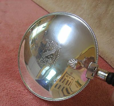 Vintage Silverplate Butlers Ashtray Crumb Catcher Tray Made in ITALY