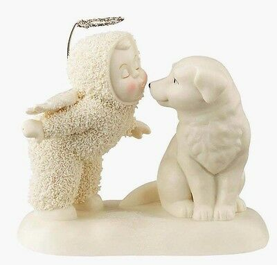 Snowbabies Bless All Creatures Figurine Ornament (4045634) Department 56 NEW