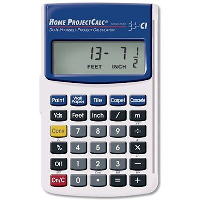 Calculated Basic Industries 8510 Home ProjectCalc Do-It-Yourself Project Fast