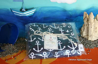 Pottery Barn Kids Anchor Terry Cover-Up –Nwt- Sail Into Cozy, Kid-Friendly Style