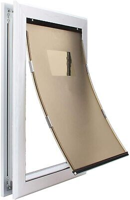Aluminum Frame Dog Door