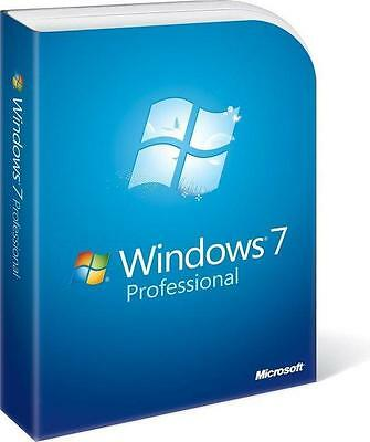 5 Stück Windows 7 Professional OEM Key