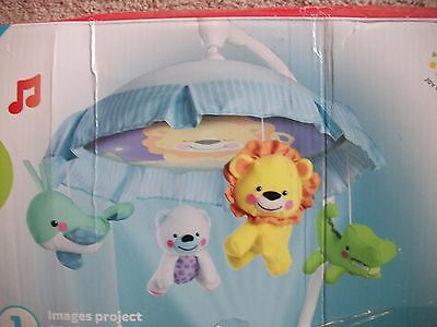 Fisher-Price Precious Planet 2-in-1 Projection Mobile With Animals ONLY Replace