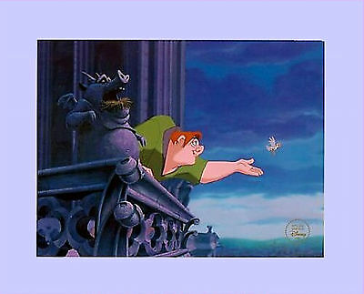 Disney Special Edition 96 Print Hunchback Of Notre Dame Gift Quality