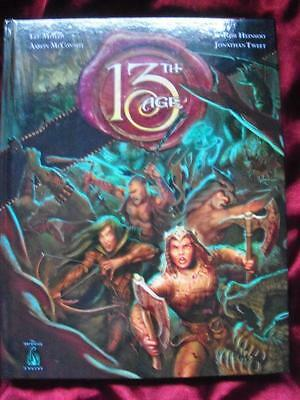 Rare - 13Th Age Fantasy Roleplaying Game Core Rulebook Hb Oop