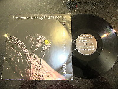 "The Cure ""the Upstairs Room"" 1983 12"" Single"
