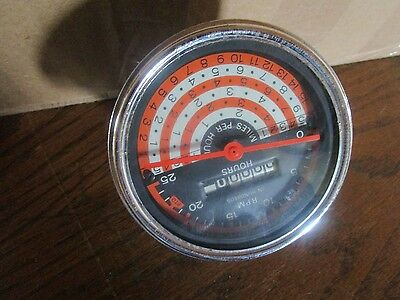 Oliver tractor 1655 BRAND NEW speed-o tac with over/under NOS