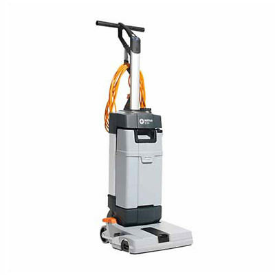 NILFISK SC100 COMPACT UPRIGHT SCRUBBER DRYER FOR NARROW & SMALL Area Full Packag