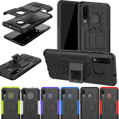 Rugged Phone Armor Hybrid Impact Case Stand Hard Cover For Samsung A3 A5 A7 2017