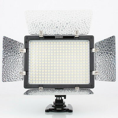 Yongnuo YN300 Pro LED Video Light 5500K for Nikon Camera Camcorder