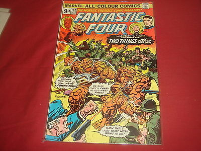 FANTASTIC FOUR #162 Marvel Comics 1975 FN/VF