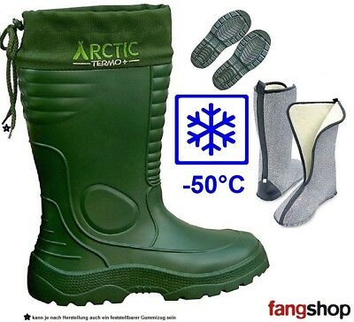 Anglerstiefel Thermostiefel Lemigo Arctic Thermo 42 43 44 45 46 47 sehr leicht