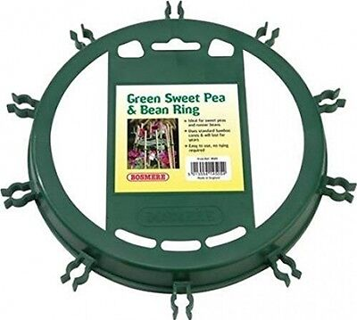 BOSMERE PRODUCTS N505 Sweet Pea And Bean Ring - Green